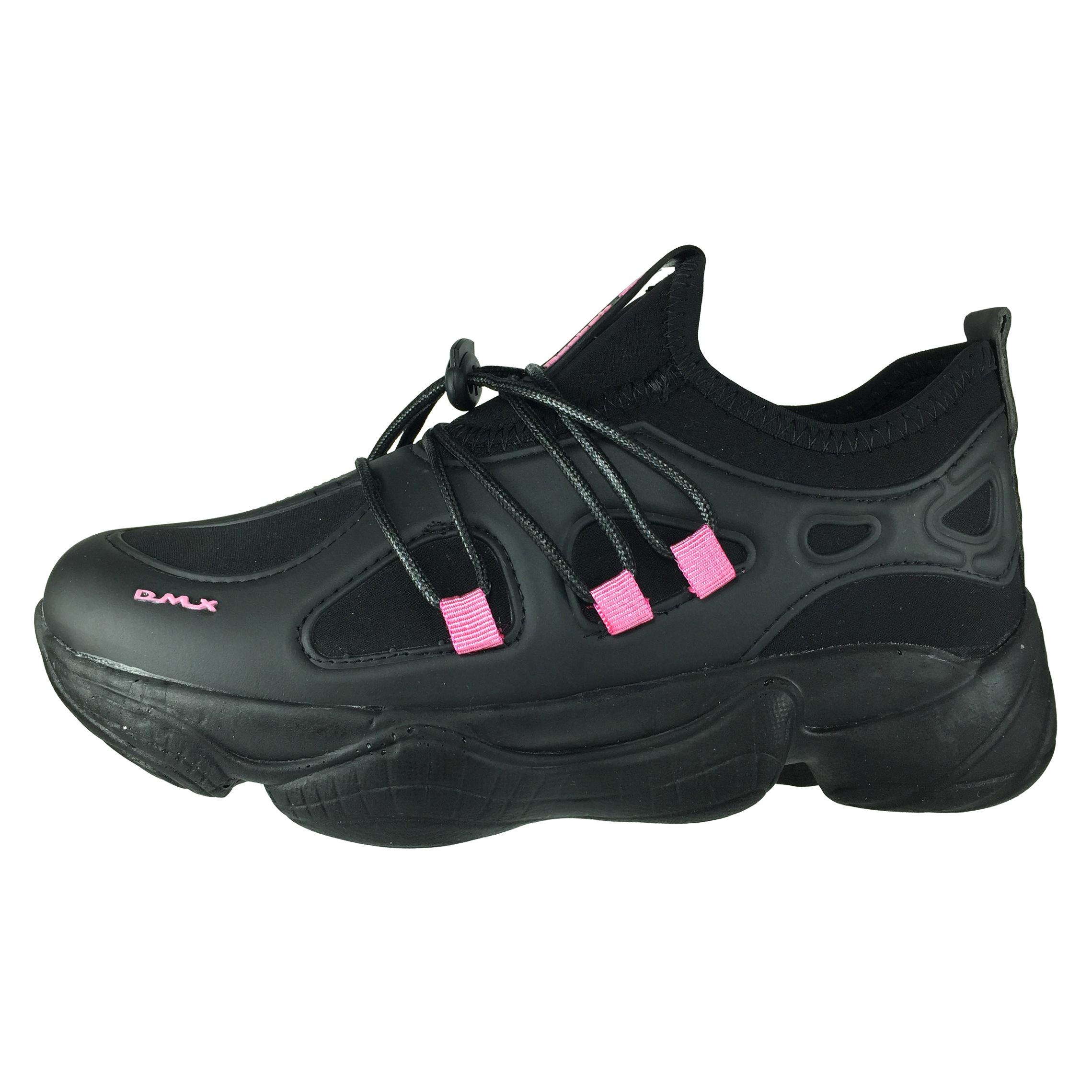 کفش راحتی زنانه مدل B516 رنگ مشکی