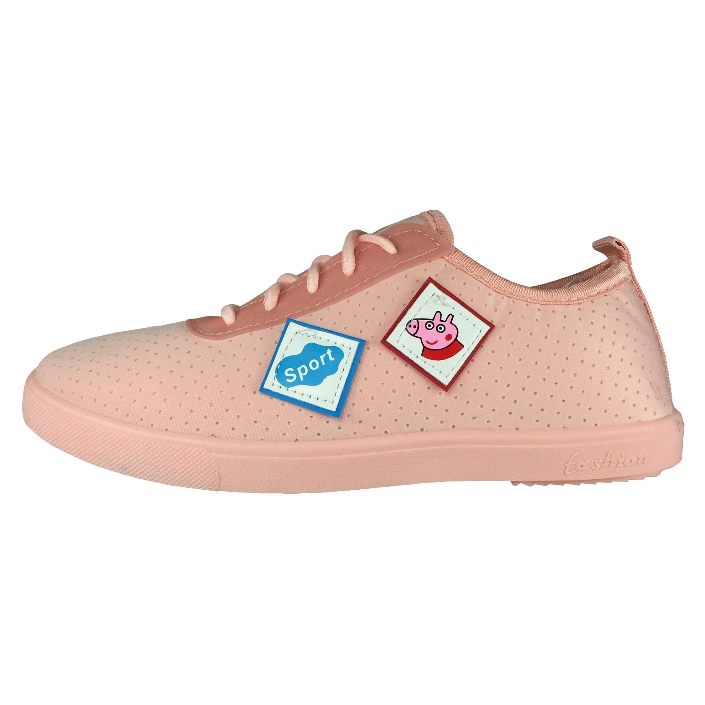 کفش راحتی زنانه مدل B528 رنگ صورتی