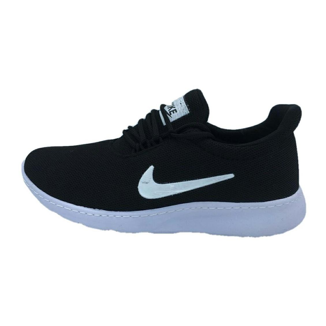کفش مخصوص پیاده روی  مردانه مدل  N 100 مشکی