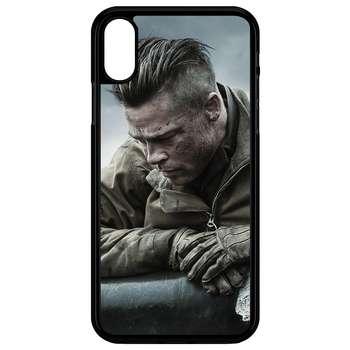 کاور طرح Brad Pitt مدل CHL50134 مناسب برای گوشی موبایل اپل iPhone XR