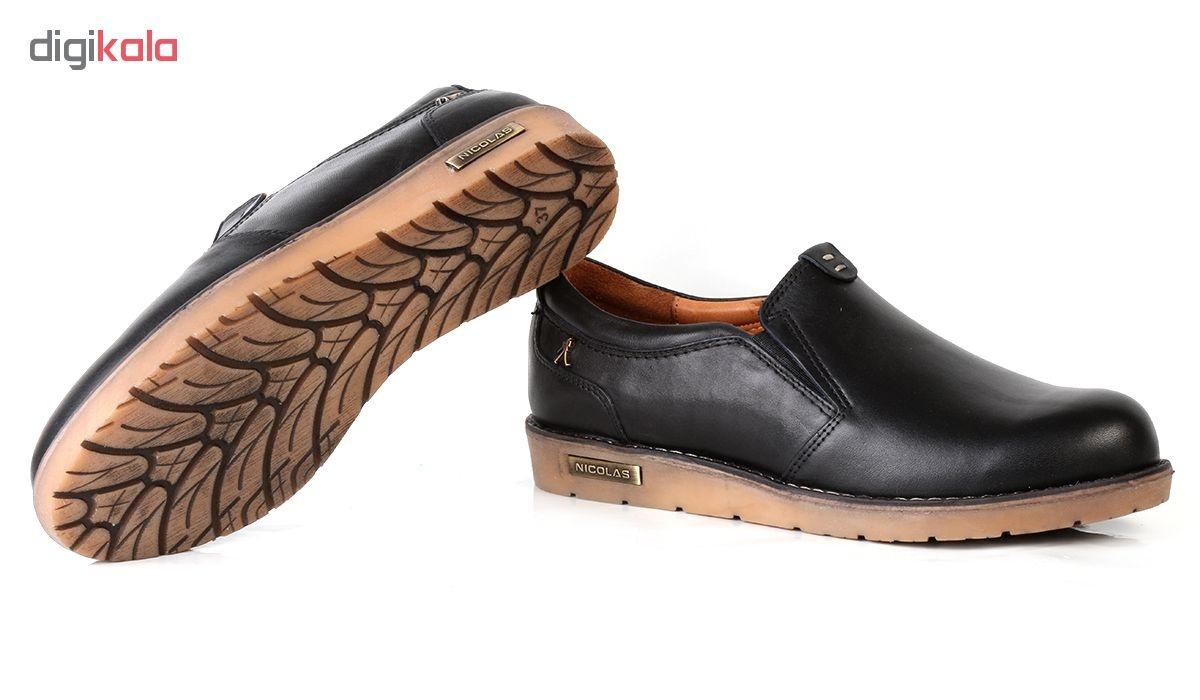 کفش روزمره نه نیکلاس کد 661- B
