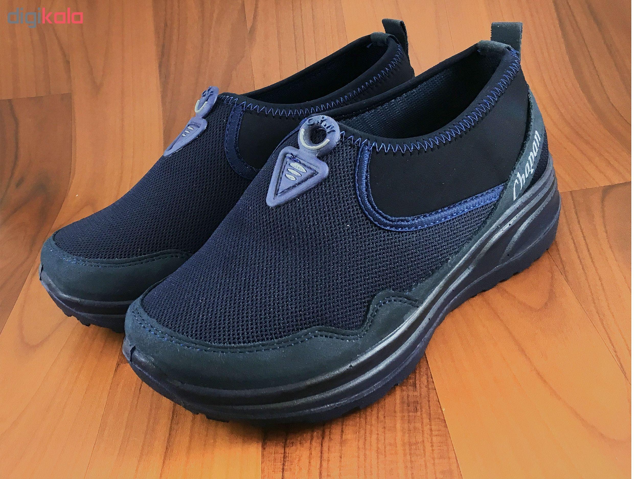 کفش مخصوص پیاده روی زنانه چپان کد 4027 main 1 2