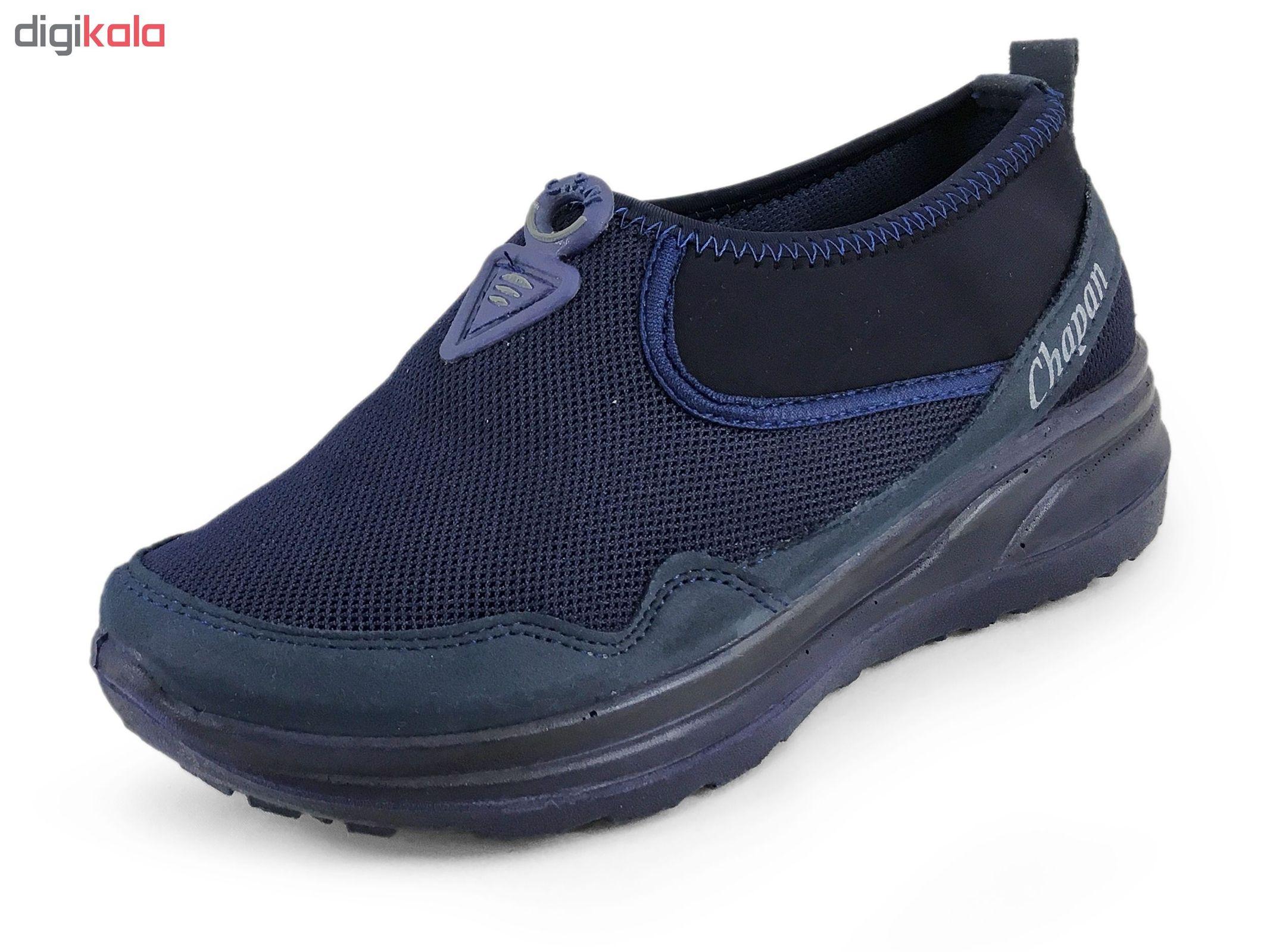 کفش مخصوص پیاده روی زنانه چپان کد 4027 main 1 3