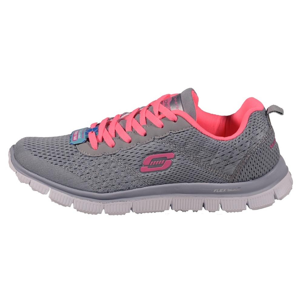خرید                     کفش مخصوص پیاده روی زنانه اسکچرز مدل Air-Cooled