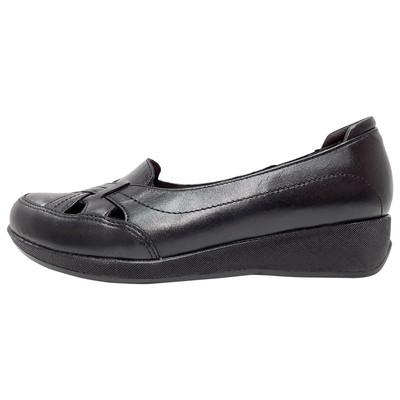 تصویر کفش طبی زنانه روشن مدل 221 کد 01
