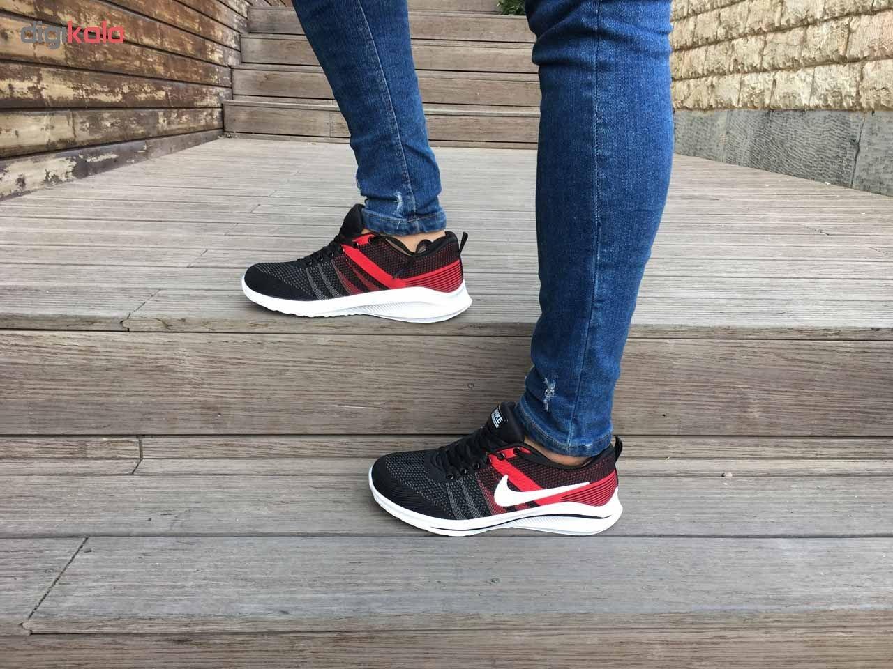 کفش مخصوص  پیاده روی زنانه مدل n 202 رنگ مشکی