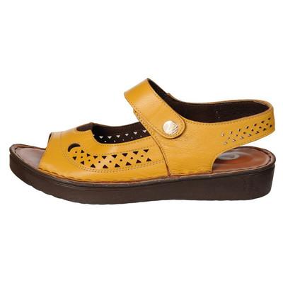تصویر صندل زنانه کفش خزر کد 125