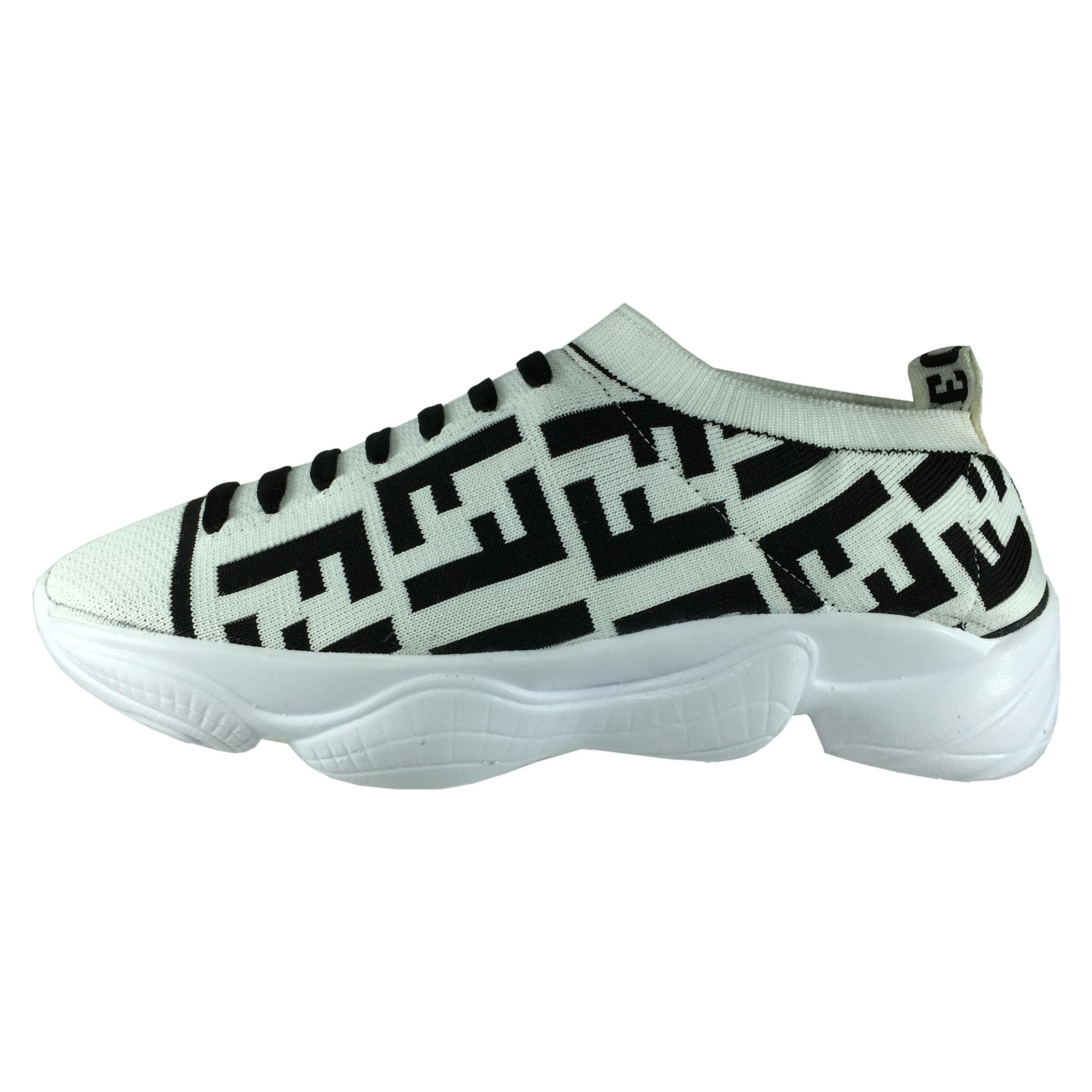 کفش زنانه مدل B512 رنگ سفید