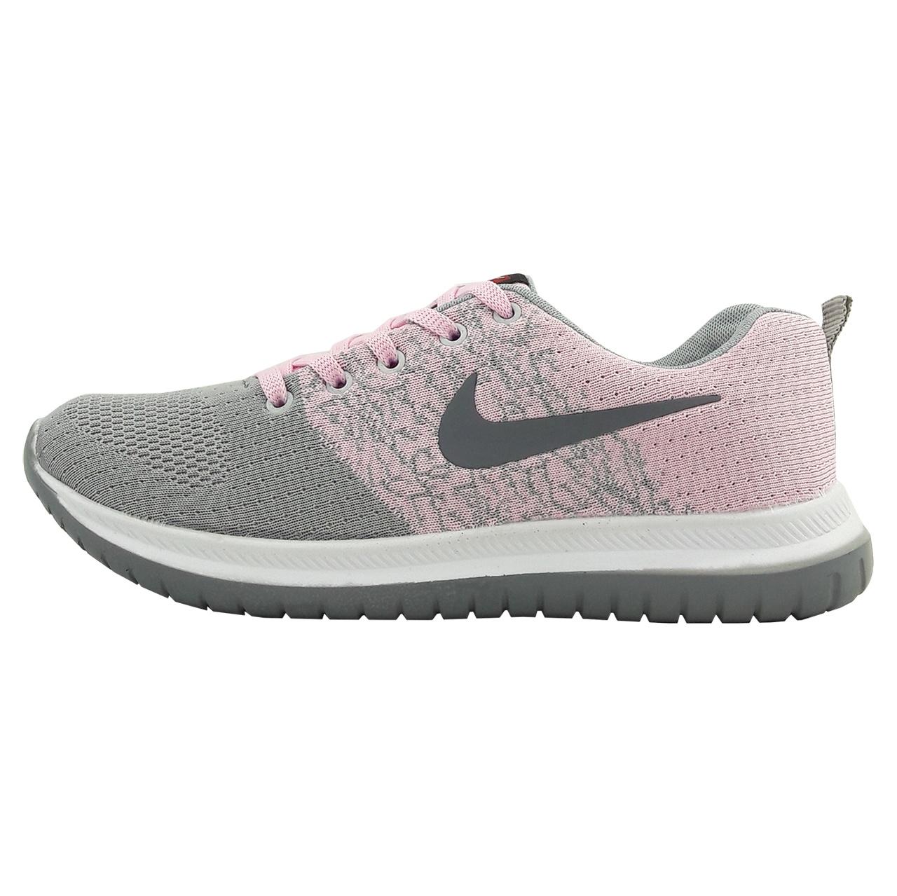 کفش مخصوص پیاده روی زنانه مدل Nk.mhrp.bft.gr.pnk-01