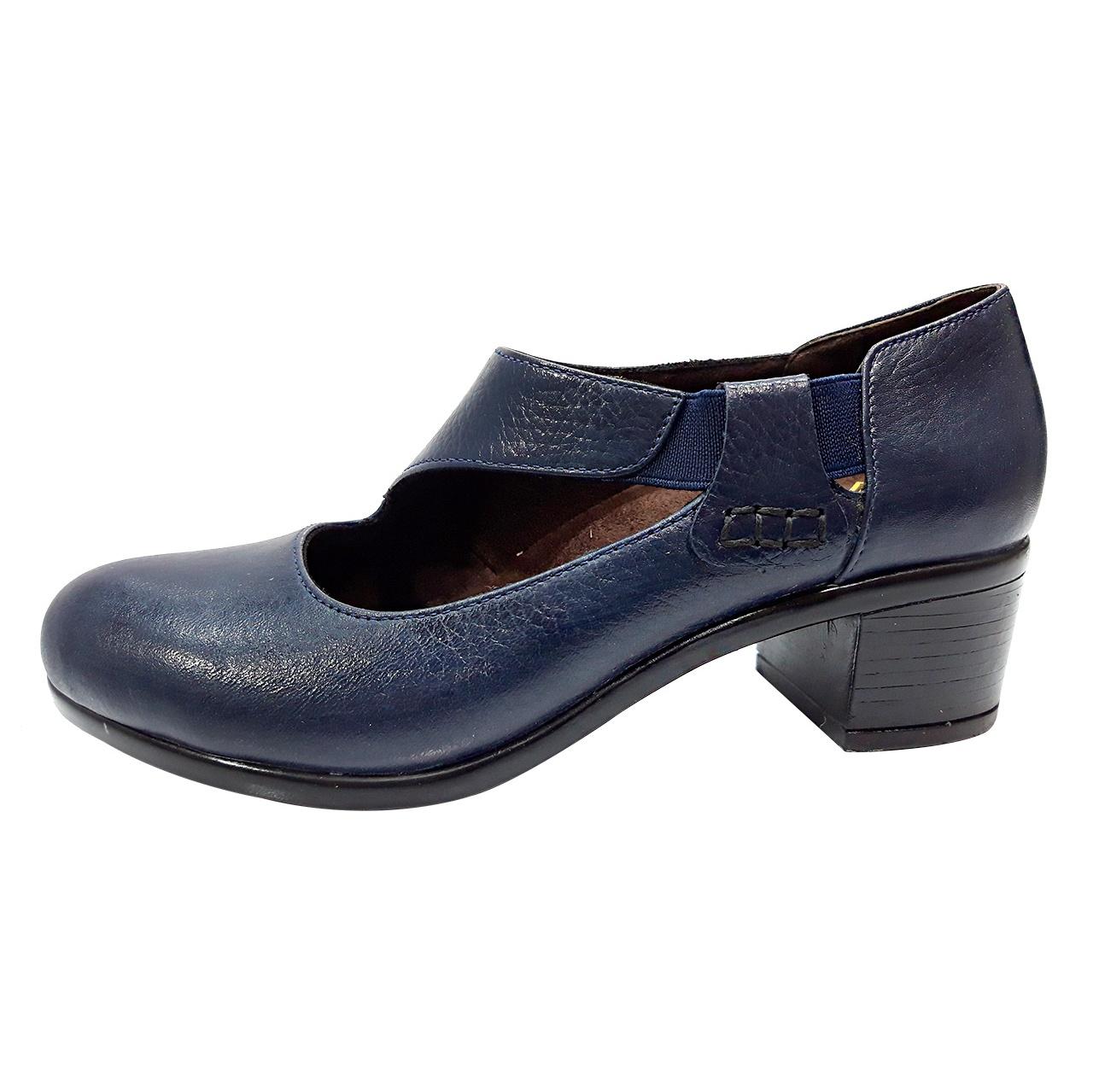 خرید                      کفش زنانه روشن مدل 02-2075