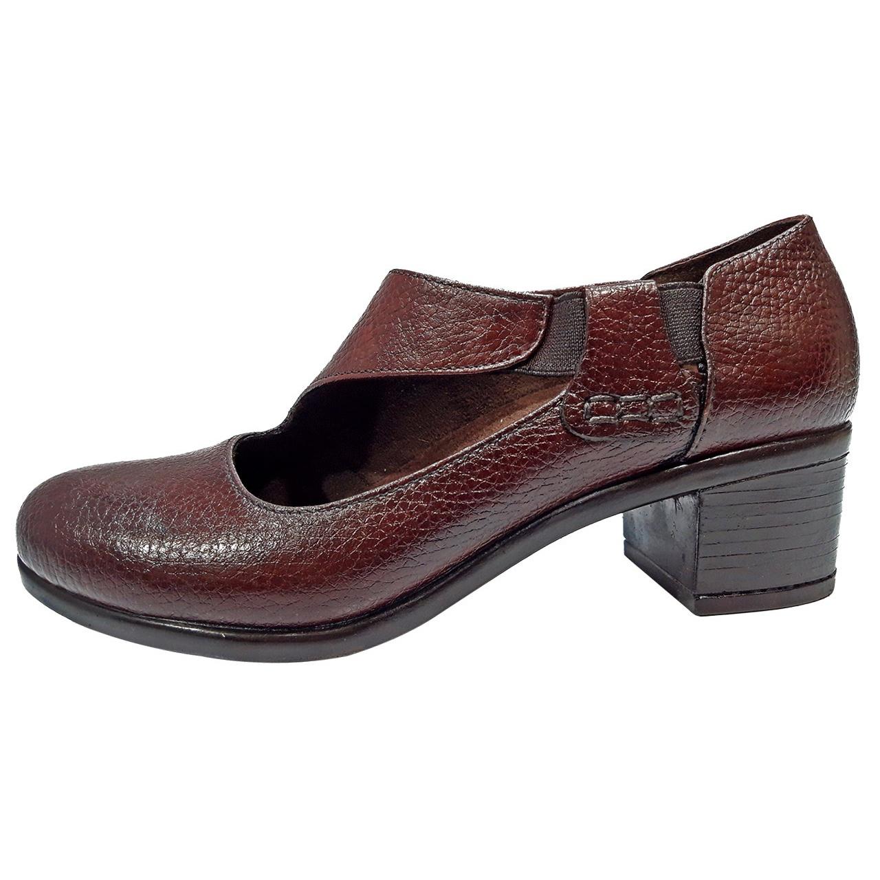 کفش زنانه روشن مدل 2075               (قیمت و عکس)