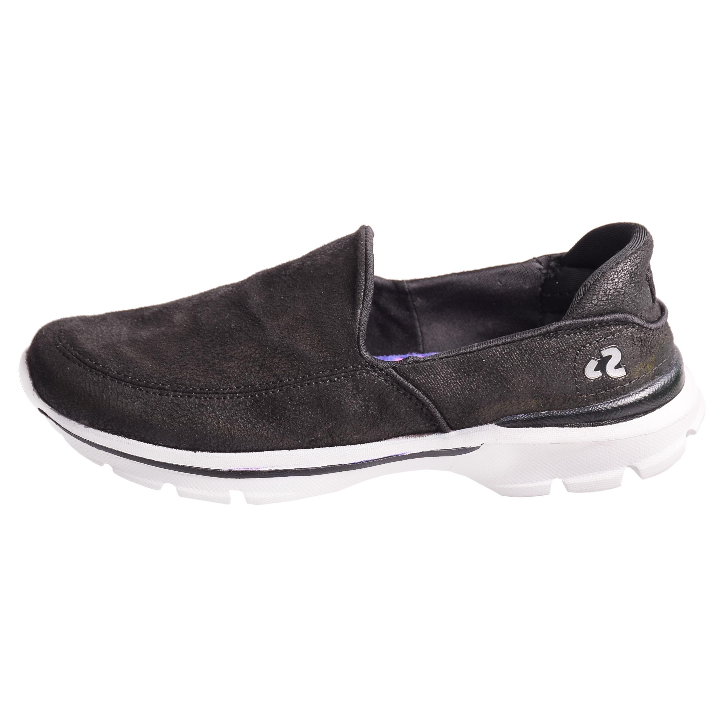 کفش مخصوص پیاده روی زنانه پرفکت استپس مدل الگانت کد 2960 رنگ مشکی