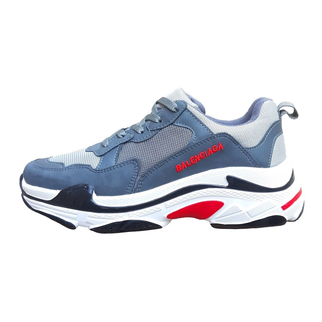 کفش راحتی زنانه کد232001 رنگ طوسی
