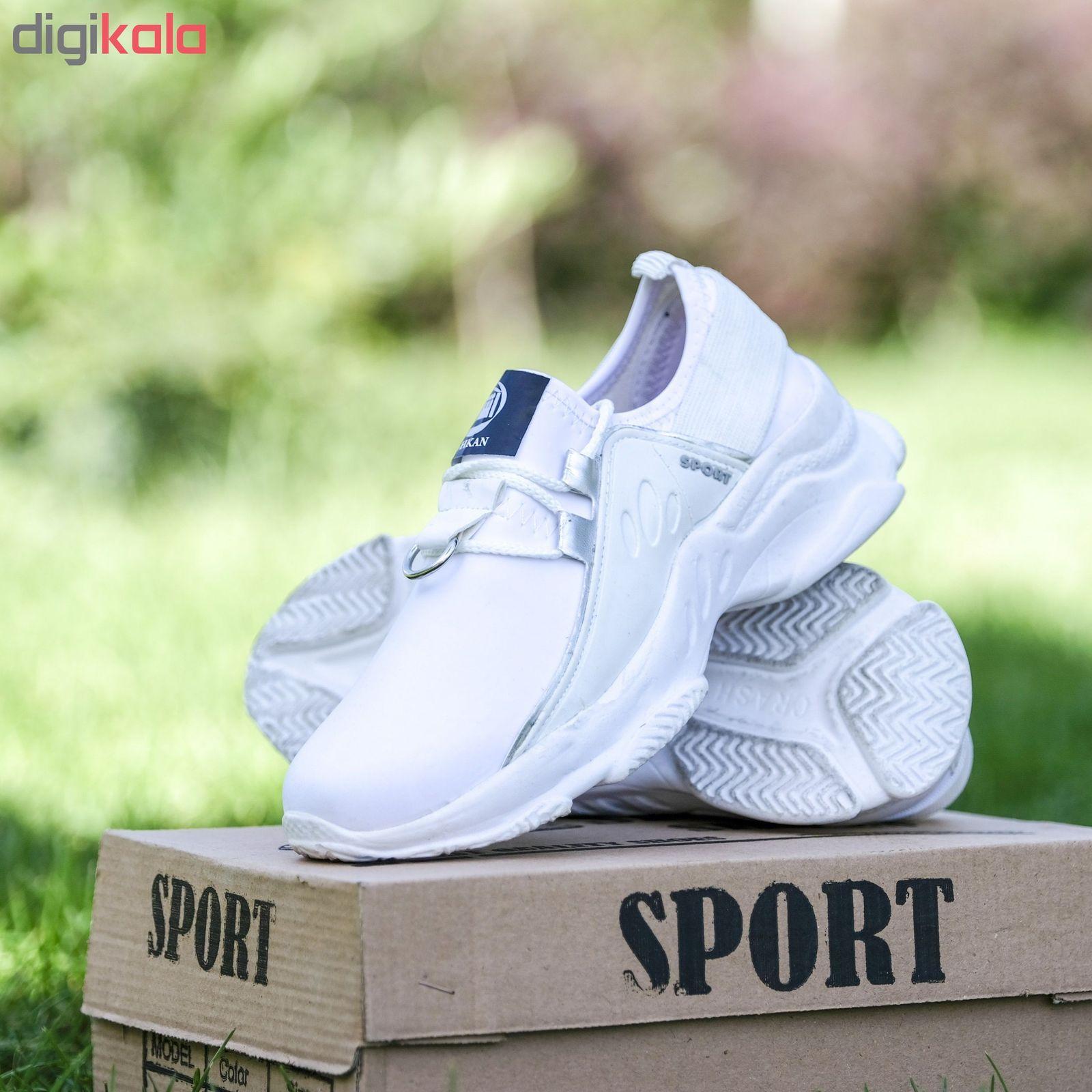 کفش مخصوص دویدن زنانه مدل pam_zire main 1 6