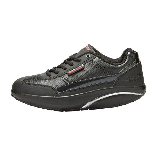 کفش مخصوص پیاده روی زنانه پرفکت استپس مدل هلس واک رنگ مشکی