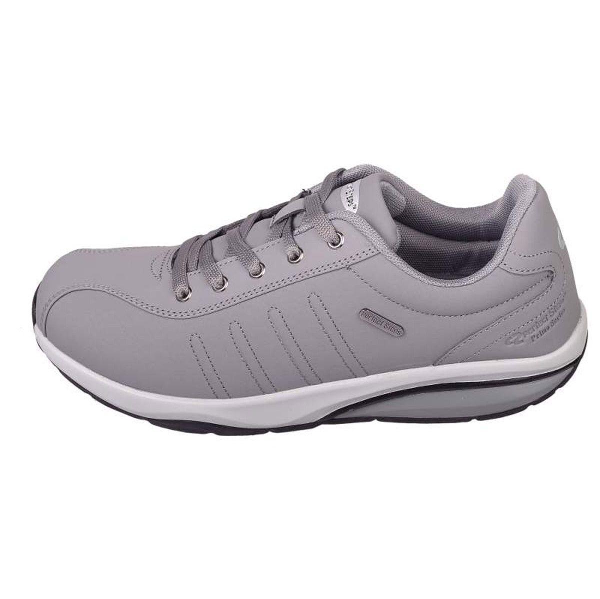 کفش مخصوص پیاده روی زنانه پرفکت استپس مدل پریمو رنگ طوسی -  - 2