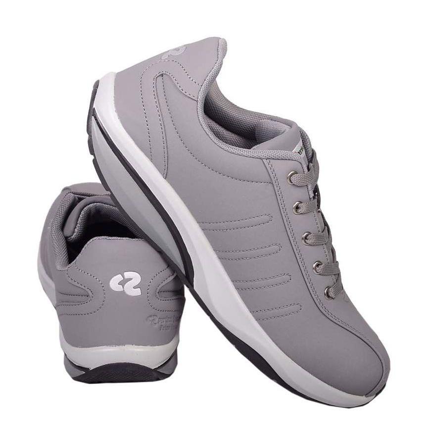 کفش مخصوص پیاده روی زنانه پرفکت استپس مدل پریمو رنگ طوسی -  - 6