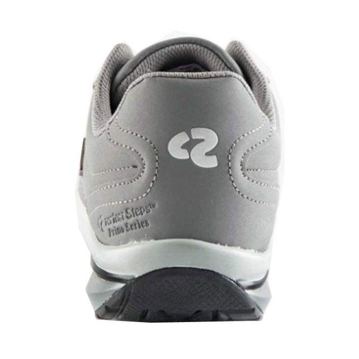 کفش مخصوص پیاده روی زنانه پرفکت استپس مدل پریمو رنگ طوسی -  - 7