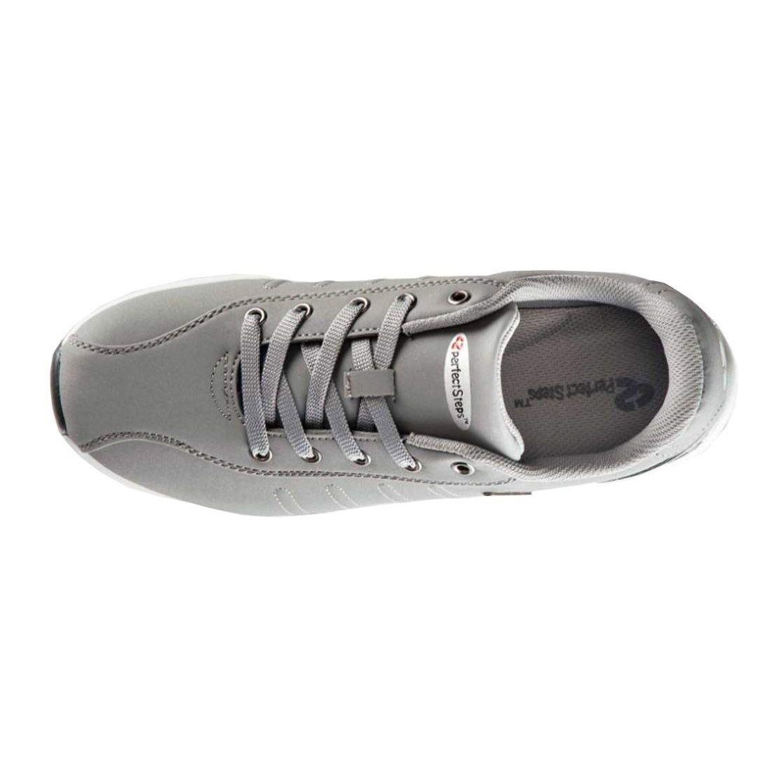 کفش مخصوص پیاده روی زنانه پرفکت استپس مدل پریمو رنگ طوسی -  - 8