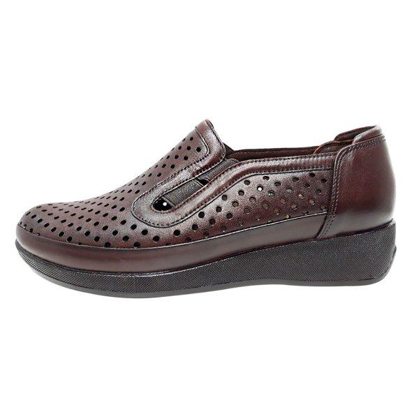کفش زنانه روشن مدل 2022 کد 02