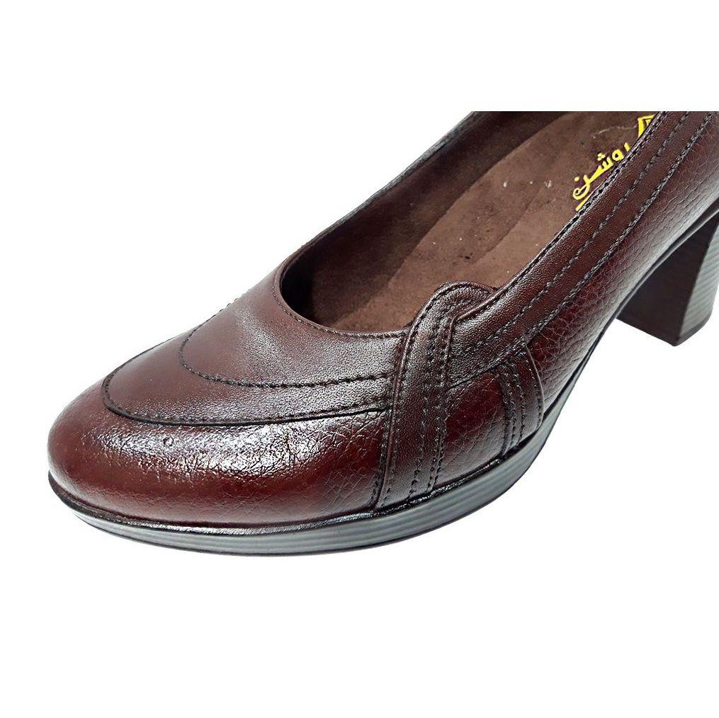 کفش طبی نه روشن کد 7060 کد 02
