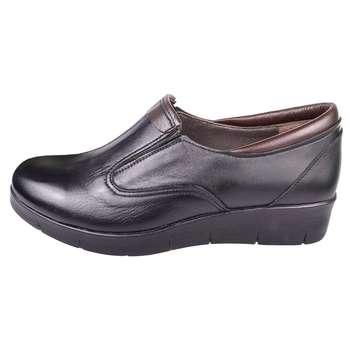 کفش طبی زنانه توگو طب کد 2736 رنگ مشکی