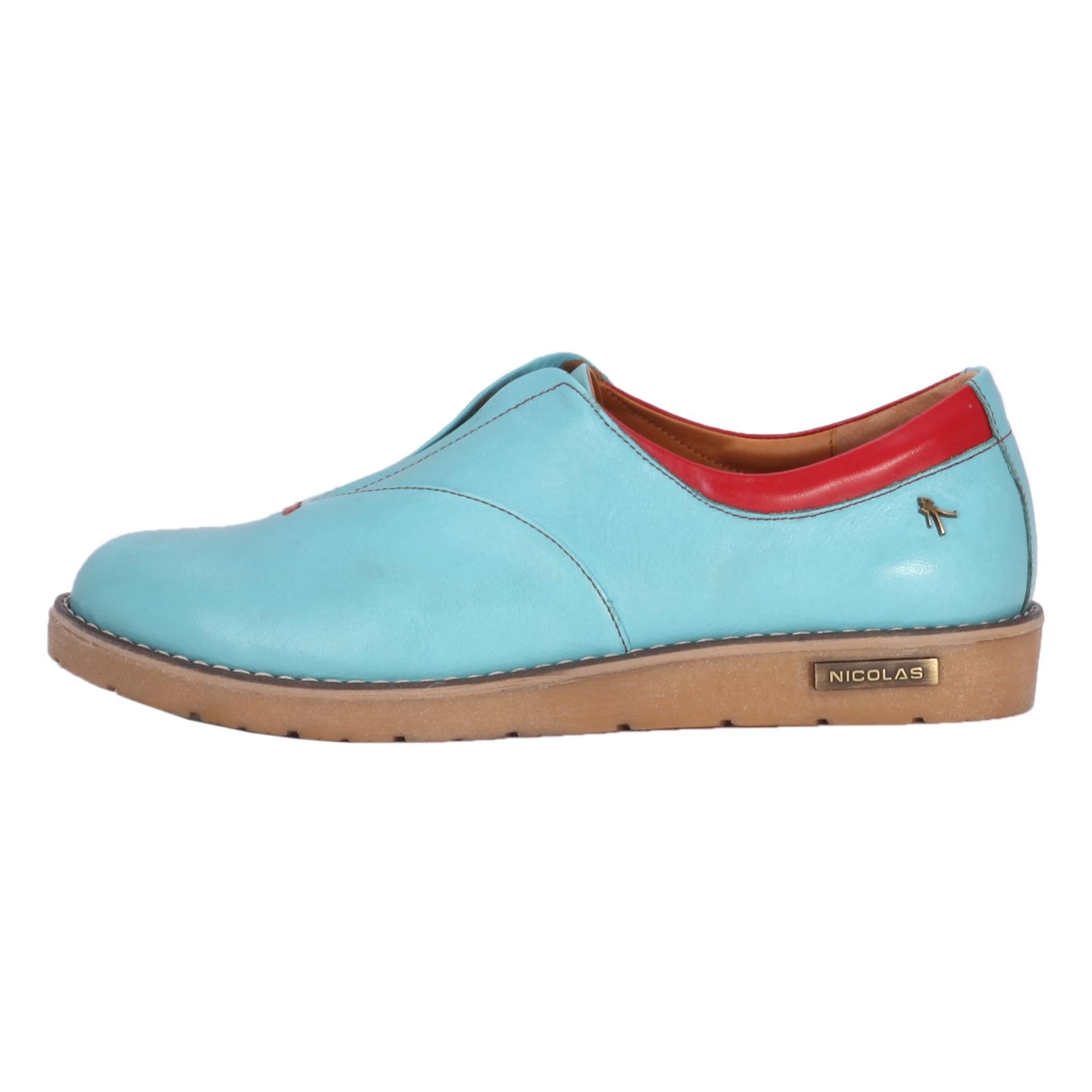 تصویر کفش روزمره زنانه نیکلاس کد 552-BL