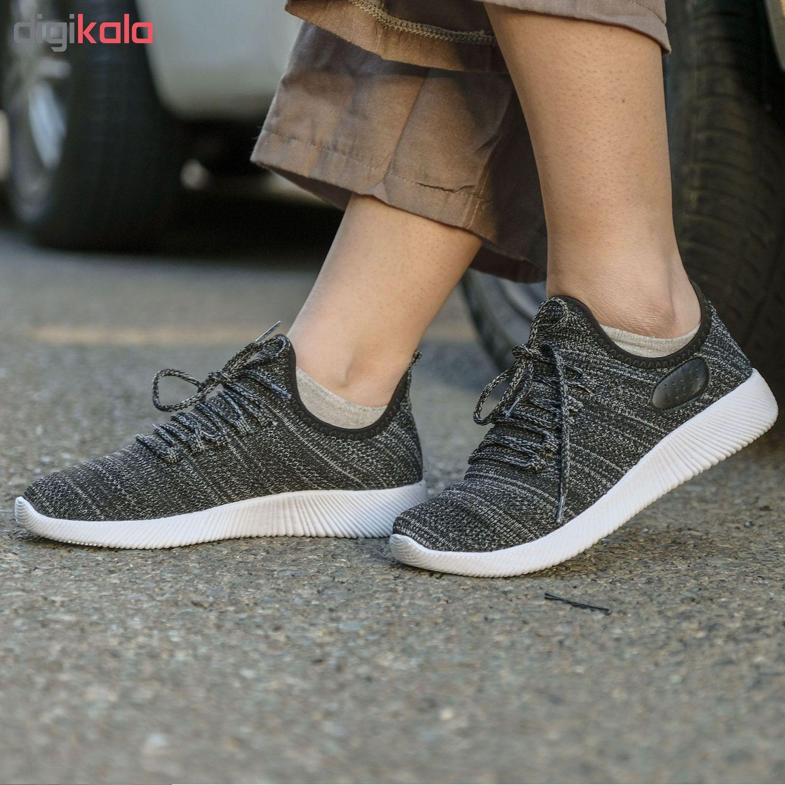 کفش مخصوص دویدن زنانه مدل yezi  main 1 3