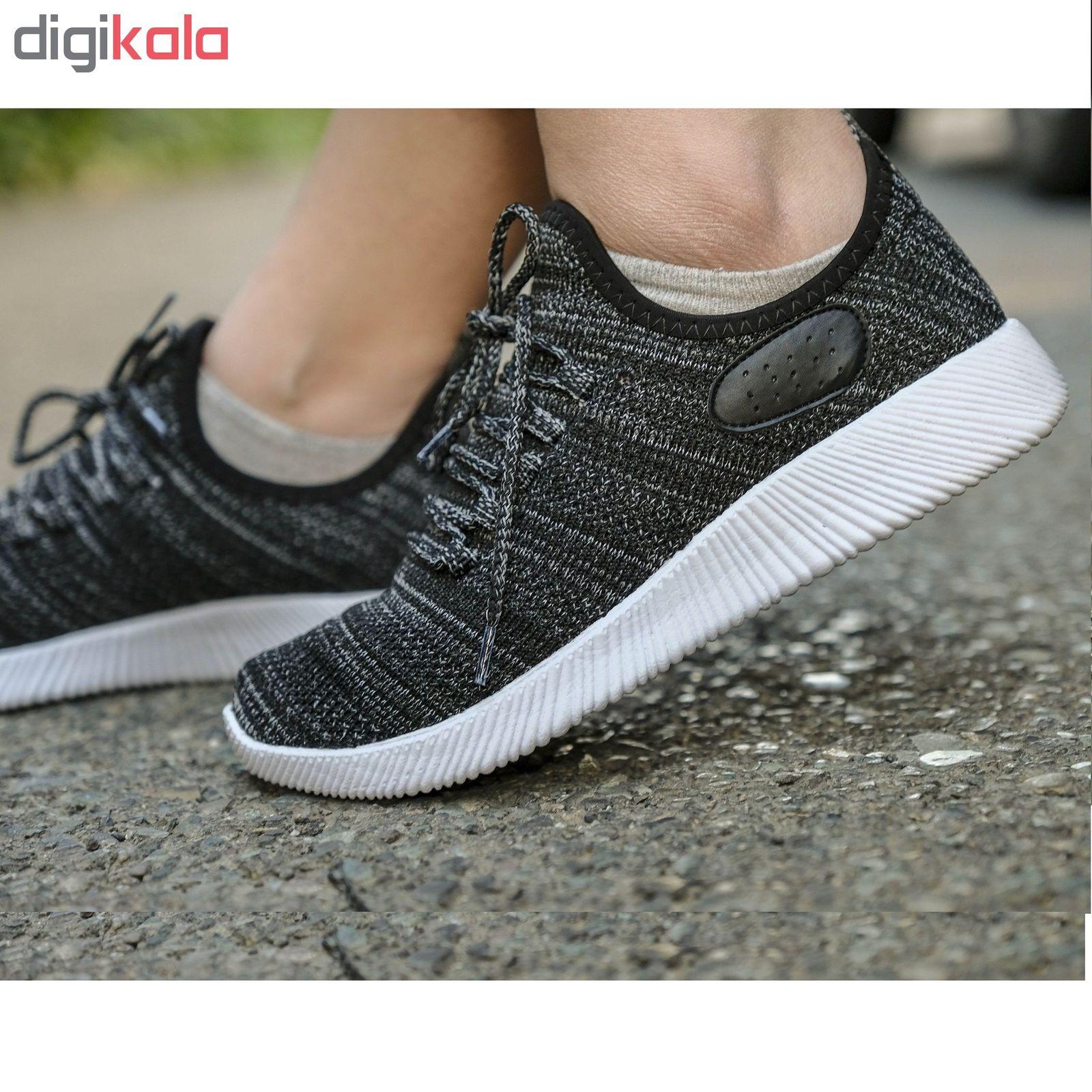 کفش مخصوص دویدن زنانه مدل yezi  main 1 4