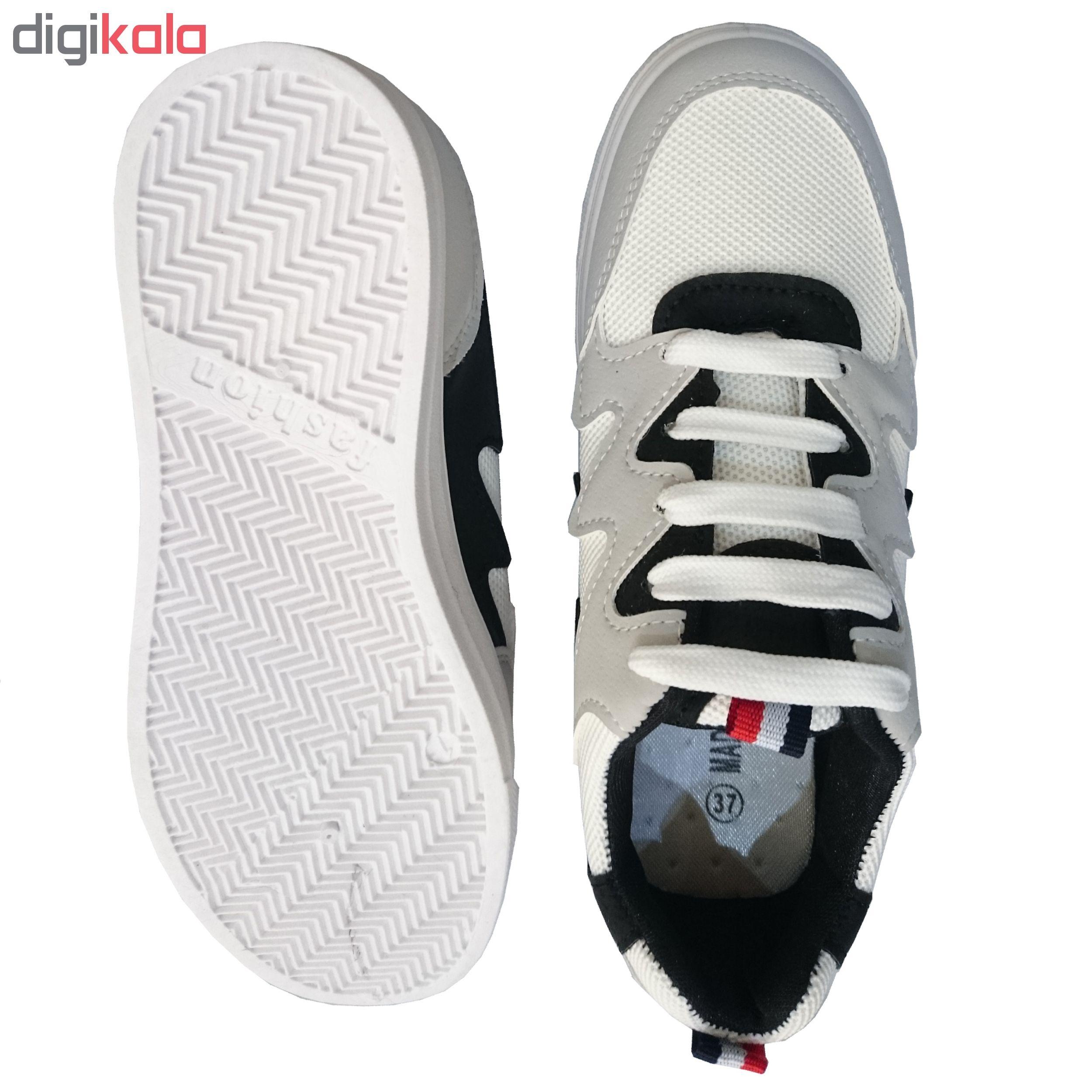 کفش راحتی زنانه کد 1247