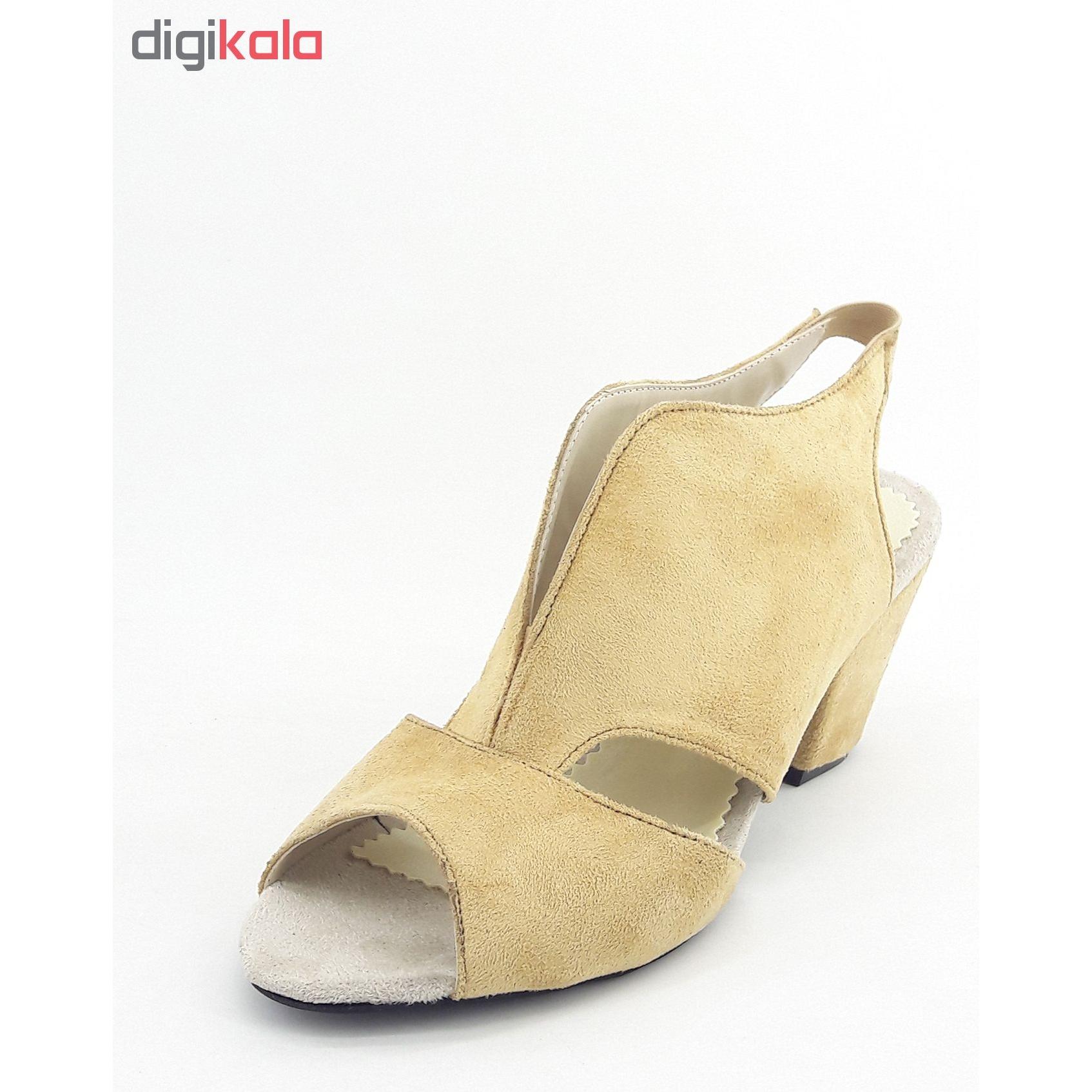 کفش نه مدل Fl.prv.jr.ylw-01