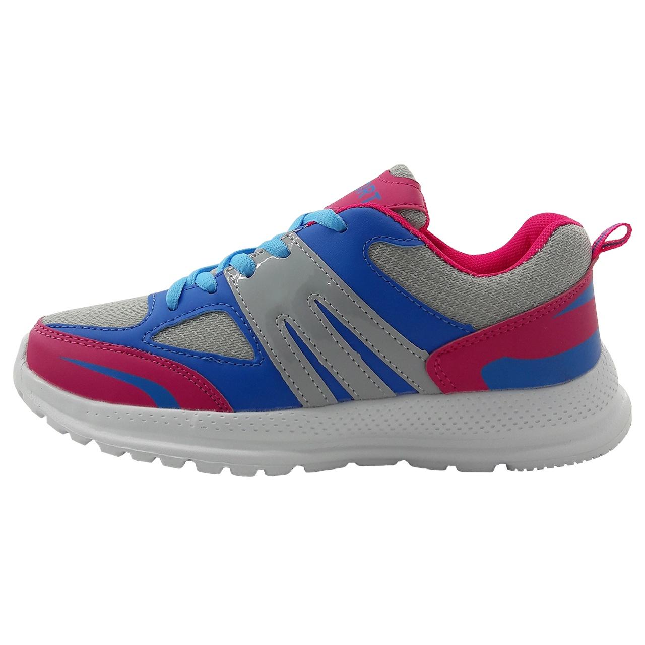 کفش مخصوص پیاده روی زنانه مدل Sport.zoom.blu-02