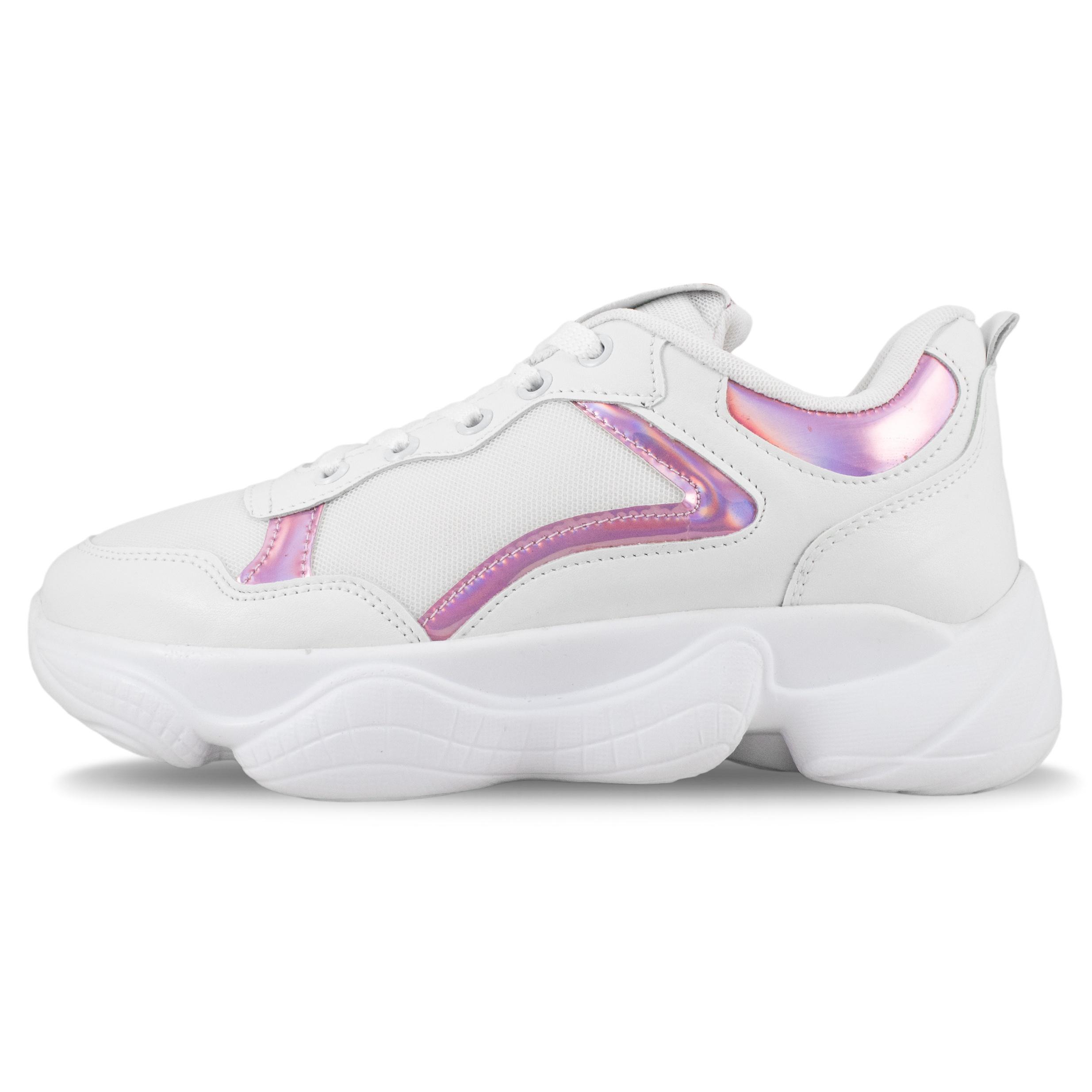 کفش مخصوص پیاده روی زنانه کد 4126