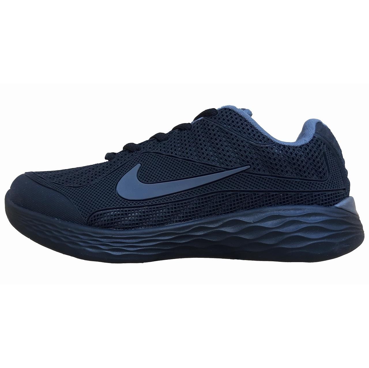 کفش مخصوص پیاده روی زنانه کد 213004 رنگ مشکی