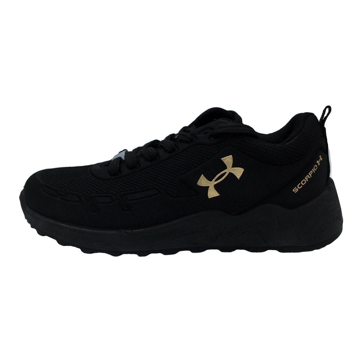 کفش مخصوص پیاده روی  زنانه مدل az-zn رنگ مشکی  main 1 1