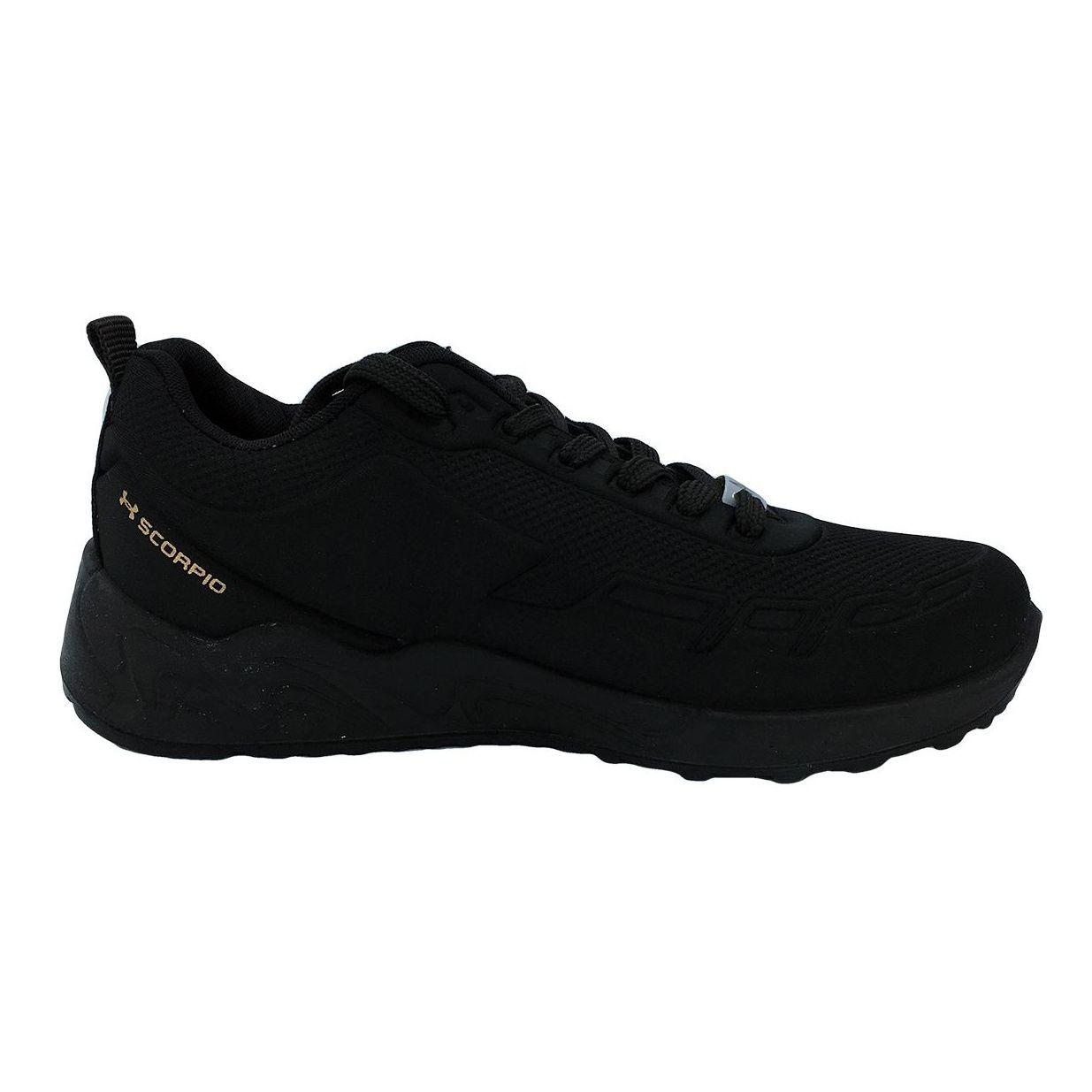 کفش مخصوص پیاده روی  زنانه مدل az-zn رنگ مشکی  main 1 2