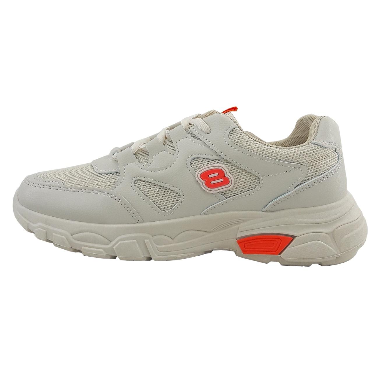 کفش مخصوص پیاده روی زنانه فشن مدل s.8.beige.org-01