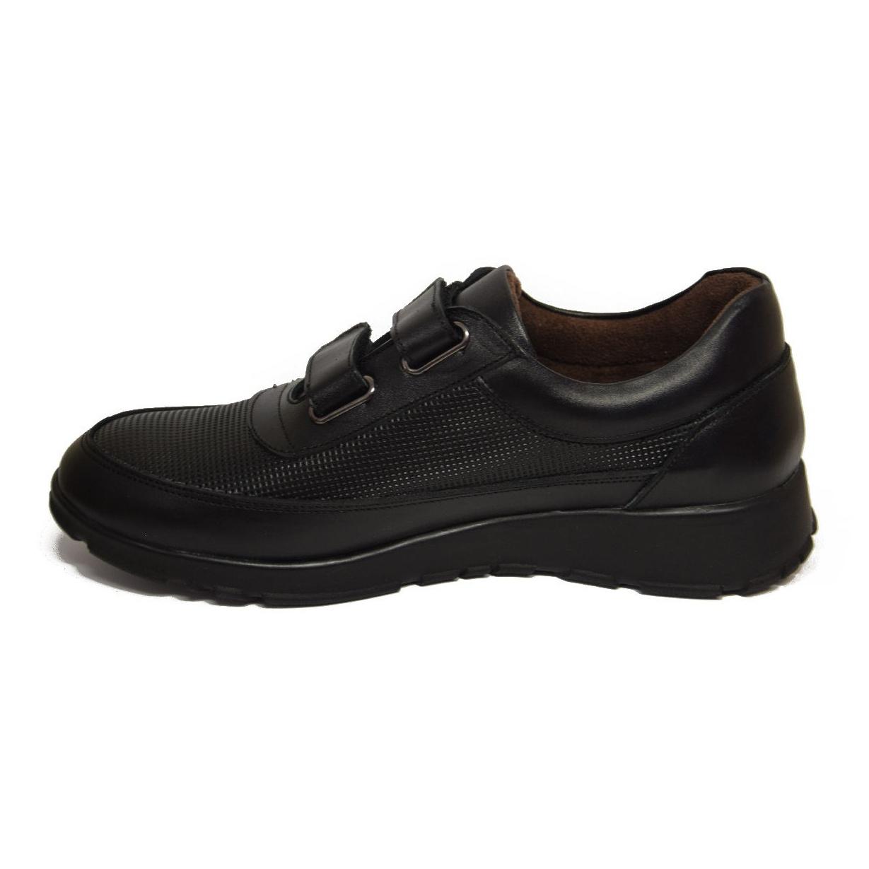 کفش مخصوص پیاده روی زنانه اطلس چرم تبریز مدل ATL732