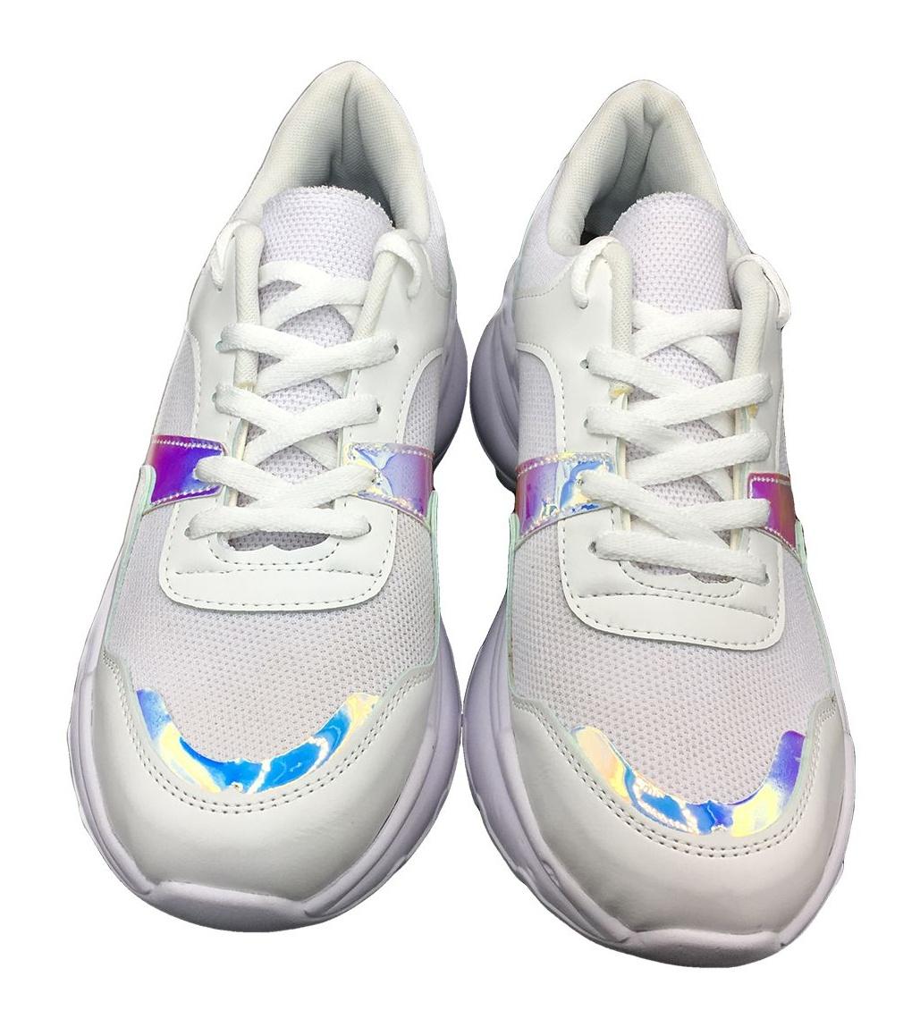 کفش مخصوص پیاده روی زنانه مدل ho 25 رنگ سفید main 1 3