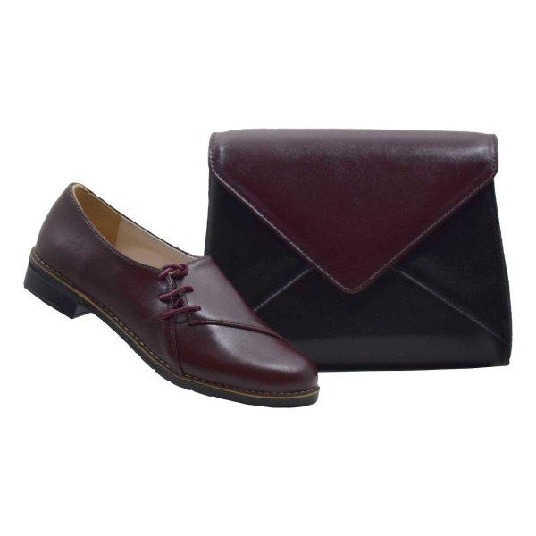 ست کیف و کفش زنانه کد SE065-23