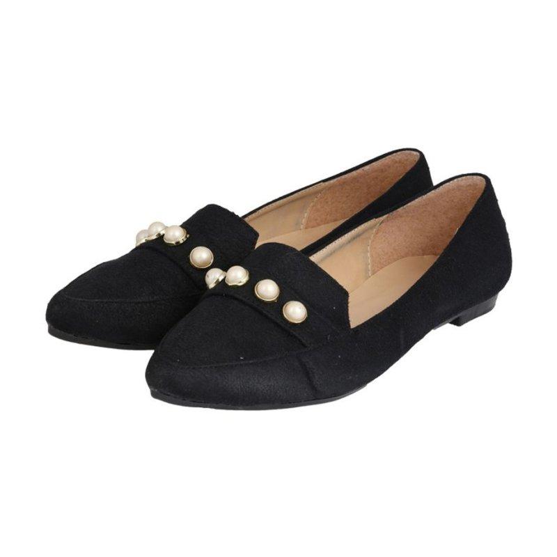 کفش زنانه طرح مروارید کد 159012502