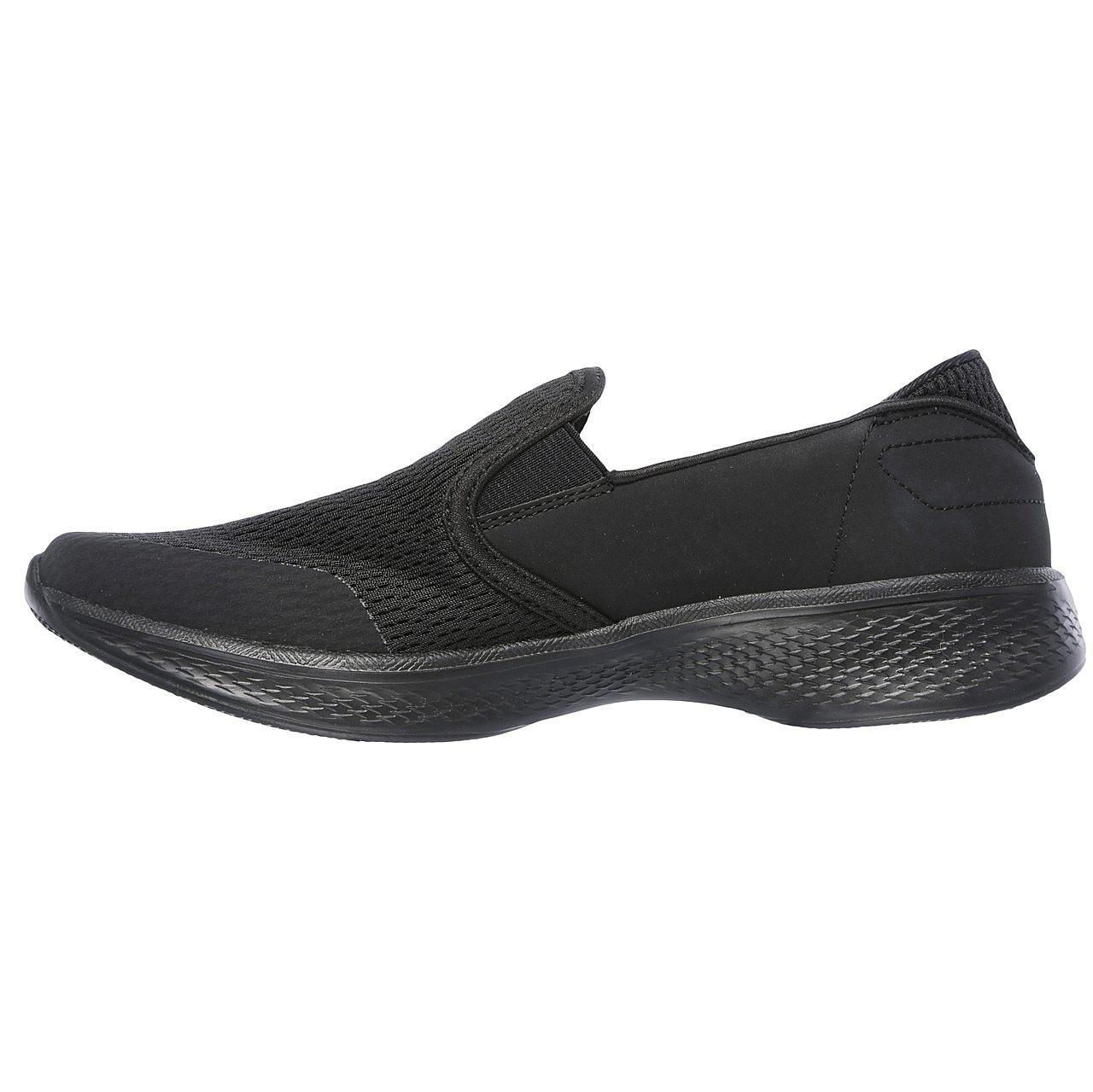 کفش مخصوص پیاده روی زنانه اسکچرز مدل  MIRACLE 14927 BBK