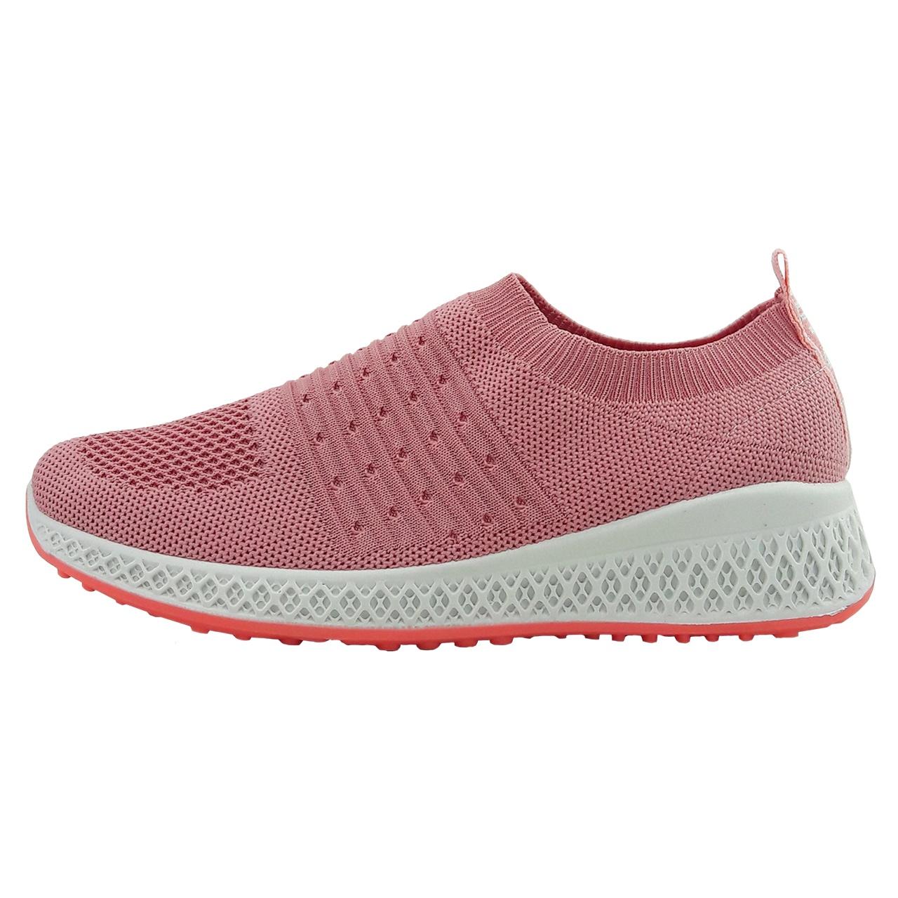 کفش راحتی زنانه مدل Fashion.comfort.bft-pnk-01