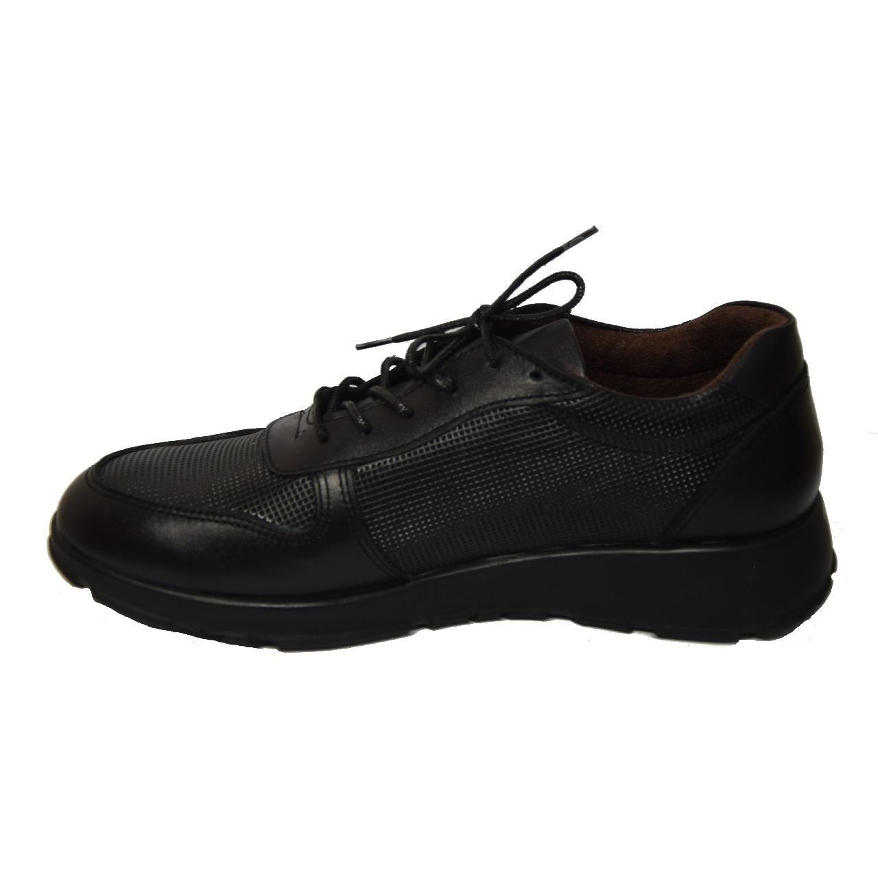 کفش مخصوص پیاده روی زنانه اطلس چرم تبریز مدل ATL731