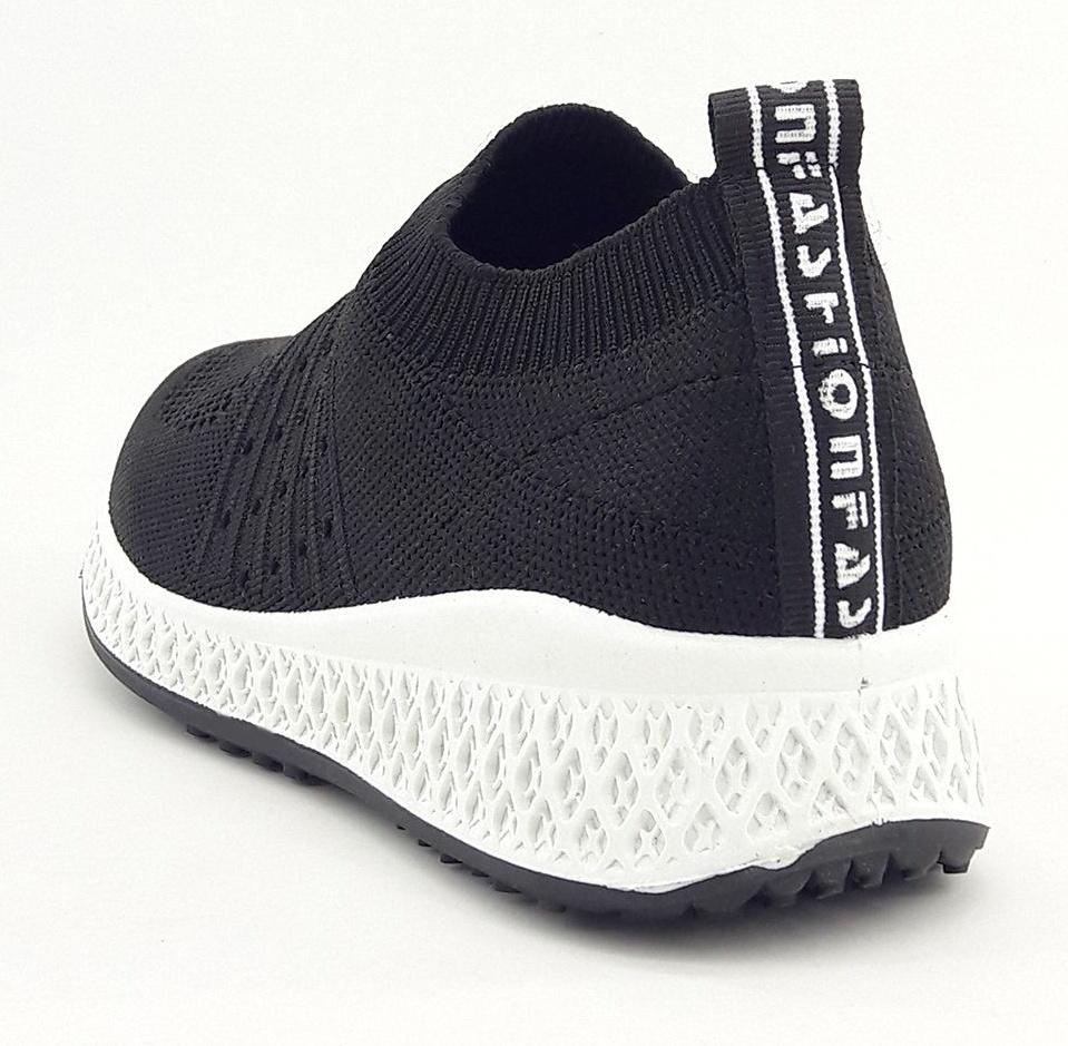 کفش راحتی زنانه مدل Fashion.comfort.bft-bl-01