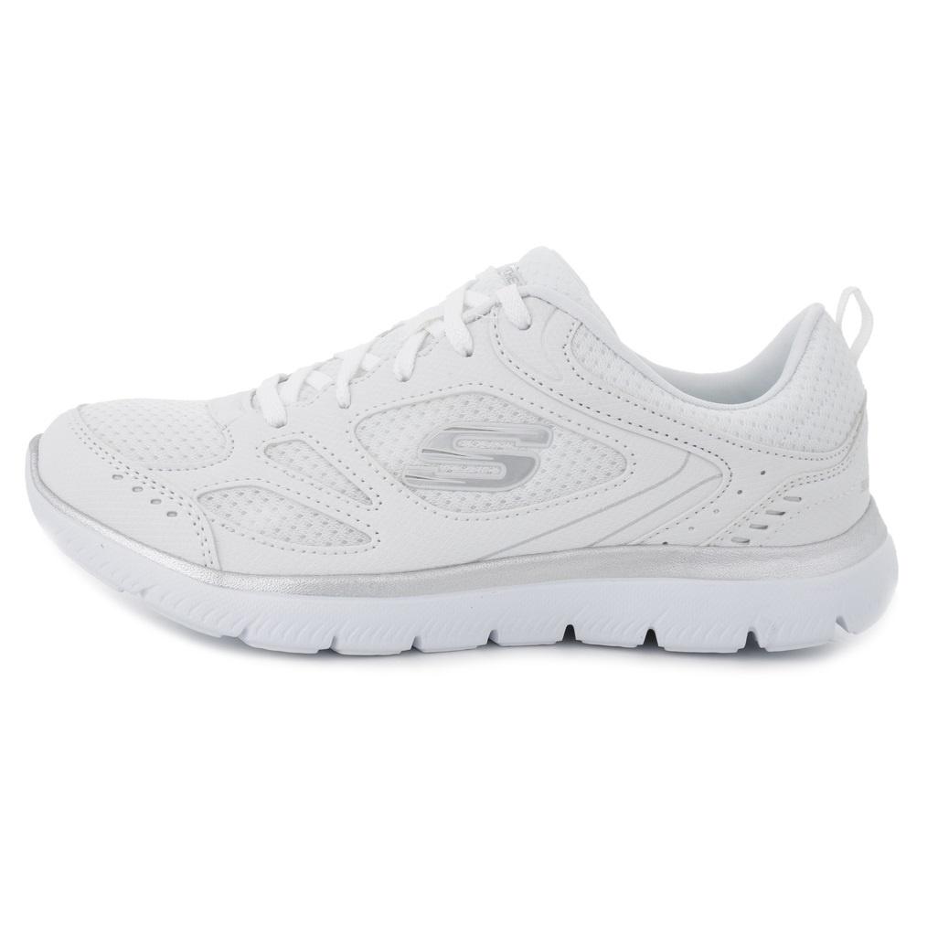 کفش مخصوص پیاده روی زنانه اسکچرز مدل 12982WSL