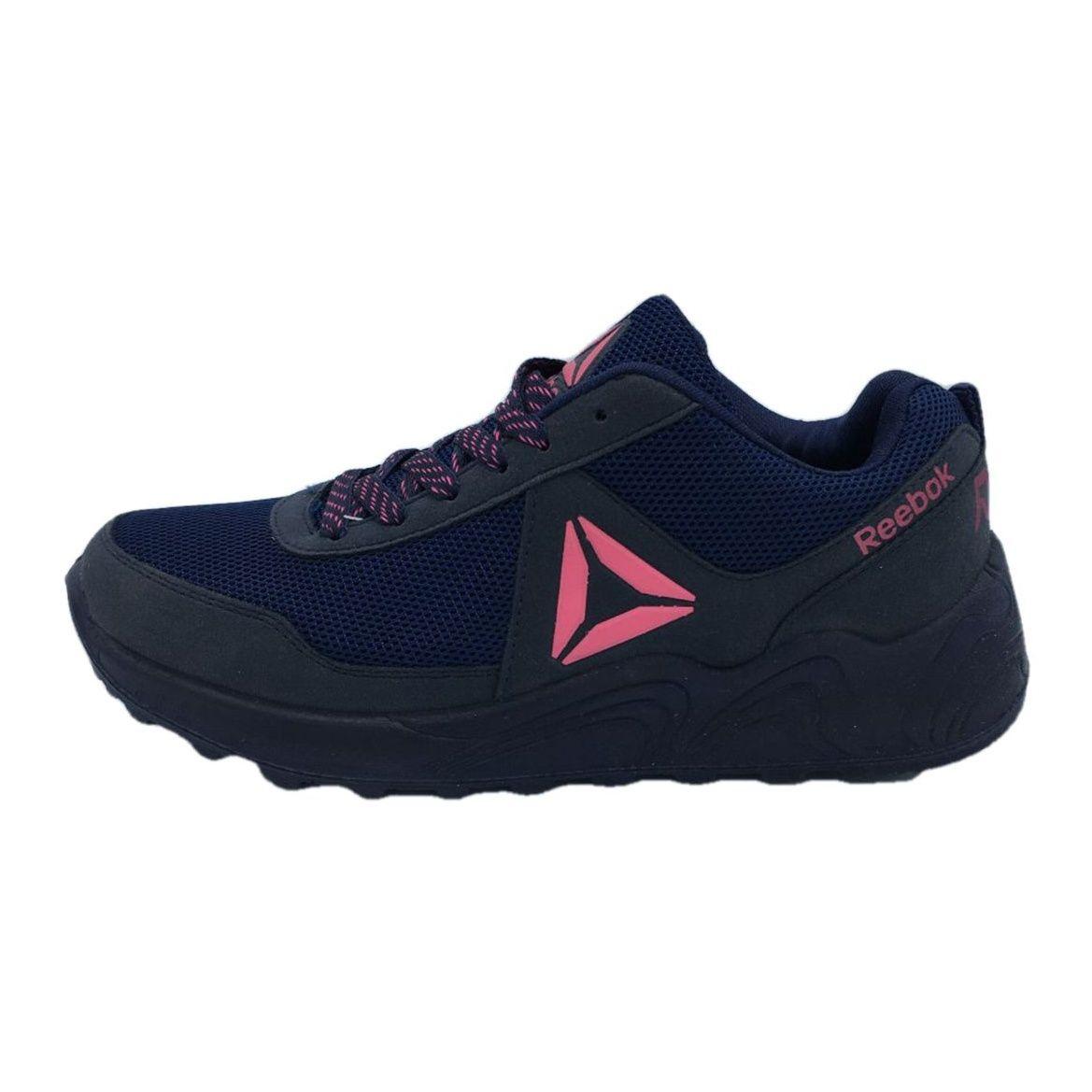 کفش مخصوص پیاده روی  زنانه مدل az -R رنگ سرمه ای main 1 1
