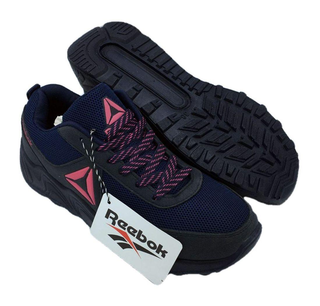 کفش مخصوص پیاده روی  زنانه مدل az -R رنگ سرمه ای main 1 4
