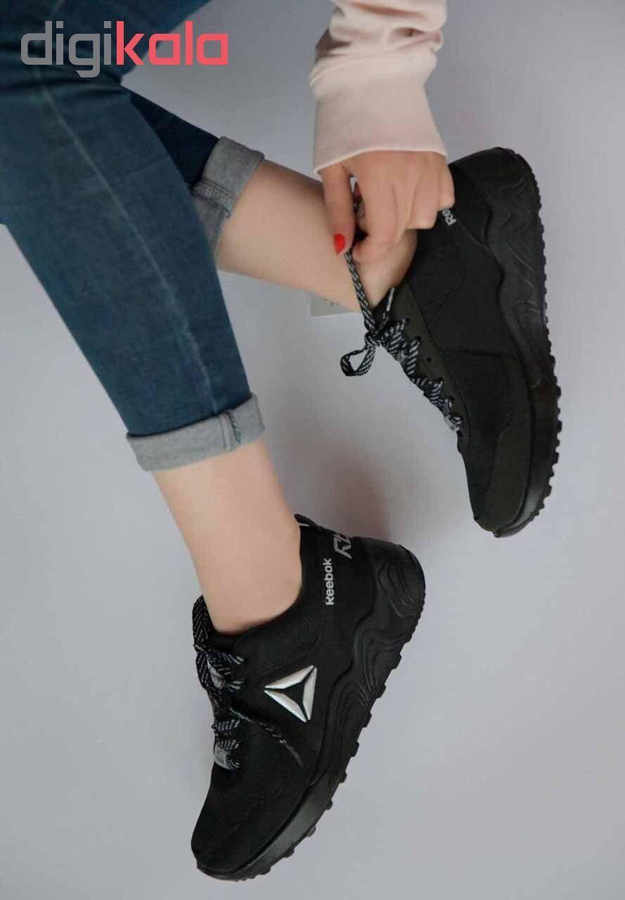 کفش مخصوص پیاده روی  زنانه مدل az -R رنگ سرمه ای main 1 6
