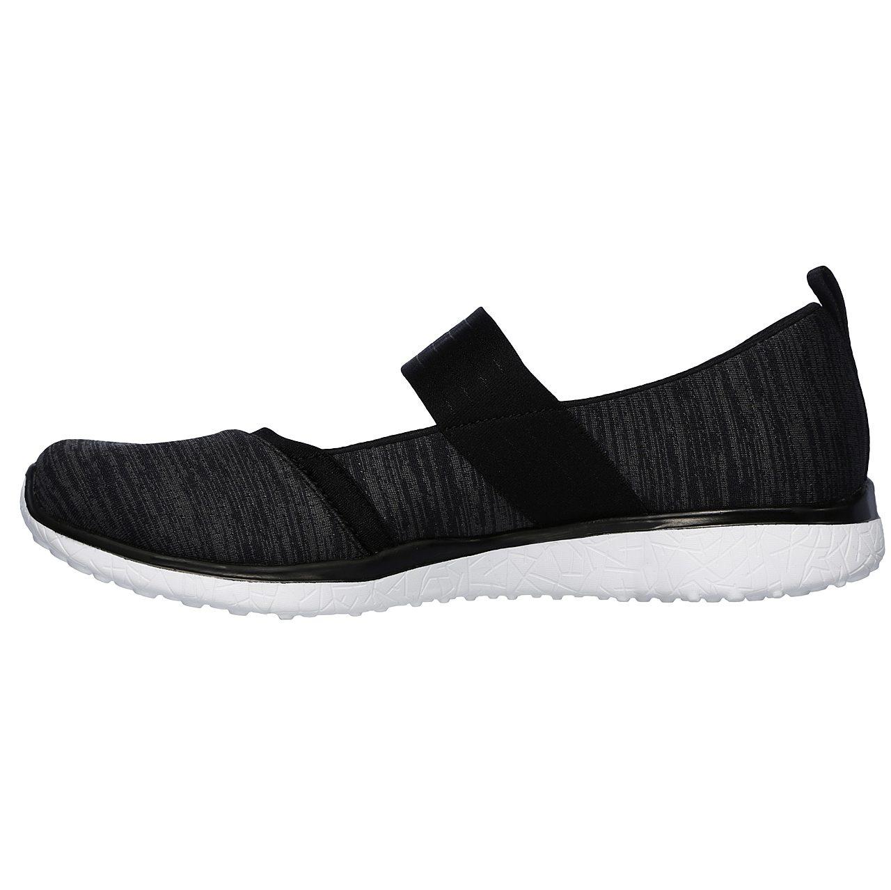 کفش مخصوص پیاده روی زنانه اسکچرز مدل  MIRACLE 23575 BKW